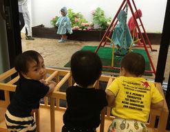 遍照小規模保育園(岡山県倉敷市)の様子