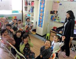 ケンブリッジインターナショナルスクール(東京都世田谷区)の様子