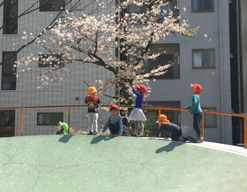 西船橋すきっぷ保育園(千葉県船橋市)の様子