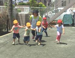 中野松が丘すきっぷ保育園(仮称)(東京都中野区)の様子