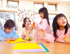 すみれ幼稚園(兵庫県宝塚市)の様子