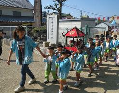 白山保育園(愛知県名古屋市守山区)の様子