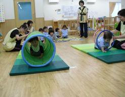 小規模保育事業所かるがもハウス猪高台(愛知県名古屋市名東区)の様子