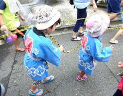 あおば保育園(神奈川県大和市)の様子