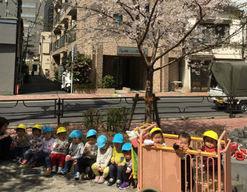 ことぶきクローバーズ保育園(東京都台東区)の様子