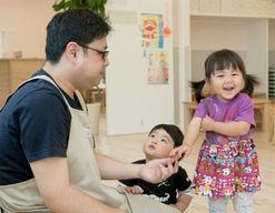 スーパーフリー保育士募集 勤務先:福岡・熊本(福岡県福岡市)の様子