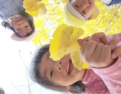 すせんじ駅前保育園(福岡県福岡市西区)の様子