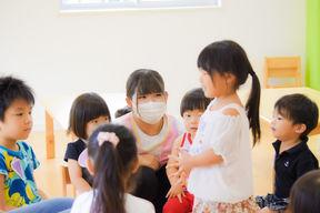 もろおか保育園(福岡県福岡市南区)の様子