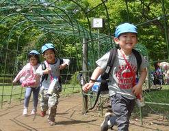 エポック保育園(神奈川県相模原市中央区)の様子