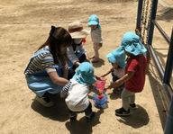 サンクサンス保育園(大阪府大阪市中央区)の様子