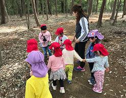 むさしの森保育園(埼玉県狭山市)の様子