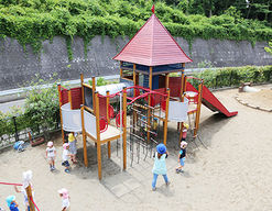 もりの風保育園(神奈川県横浜市緑区)の様子