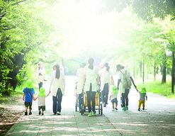 ふり~保育園四ツ橋園(大阪府大阪市西区)の様子