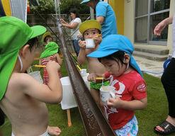 もりのなかま保育園佐真下園(沖縄県宜野湾市)の様子