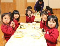 のだ山幼稚園(大分県大分市)の様子