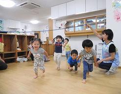 ぽれぽれ保育園西蒲田(東京都大田区)の様子