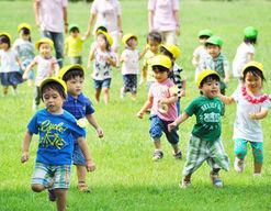 調布白菊幼稚園(東京都調布市)の様子