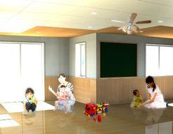 小規模認可保育事業所みょうでん笑顔保育園(千葉県市川市)の様子