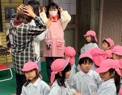 柳保育園(愛知県名古屋市中村区)の様子