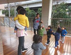 湘南まるめろ保育園(神奈川県藤沢市)の様子