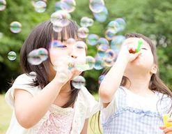 幼児教室一体型保育園たくなる園(大阪府大阪市西区)の様子