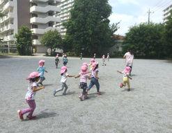 北保育園(東京都国立市)の様子