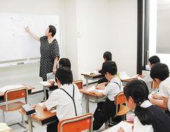 こどもクラブ・ドムス福島教室(福島県福島市)の様子