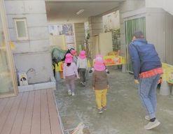 ルーテル保育園(東京都江戸川区)先輩からの一言