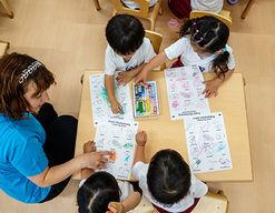 OKAYAMA INTERNATIONAL SCHOOL of English(岡山県岡山市北区)の様子