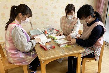 認定こども園CinqPerles幼稚園(保育園部)(北海道札幌市北区)