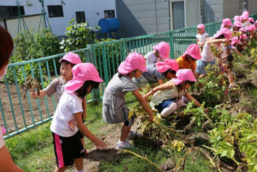 カトリック士別幼稚園(北海道士別市)