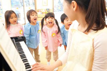 こばと幼稚園(茨城県牛久市)