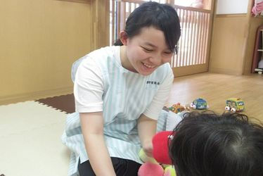 蒲田保育専門学校ふぞく六郷保育園(東京都大田区)