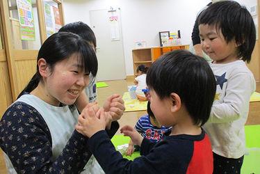 蒲田保育専門学校ふぞく糀谷駅前保育園(東京都大田区)