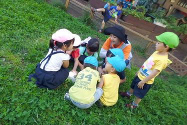 立川かしの木幼稚園(東京都立川市)