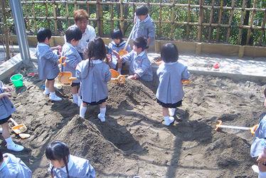 狭山ヶ丘幼稚園(東京都東大和市)