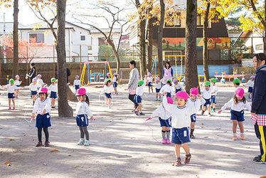 緑ヶ丘幼稚園(東京都東久留米市)