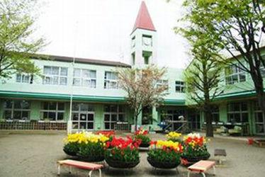 さかえ幼稚園(東京都羽村市)