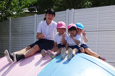 新羽幼稚園(神奈川県横浜市港北区)