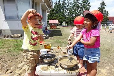 幼稚園型認定こども園 第三あおい幼稚園(富山県射水市)