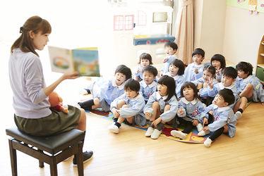 こじか幼稚園(岐阜県岐阜市)