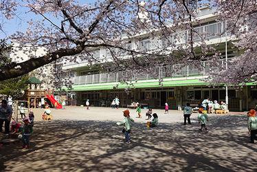 認定こども園 やよいこども園(東京都中野区)