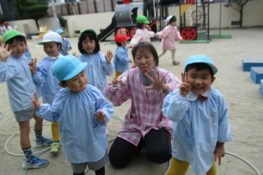 大江幼稚園(愛知県名古屋市南区)