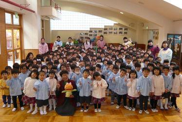 木曽川花園幼稚園(愛知県一宮市)