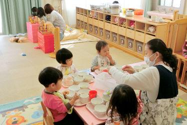 莇生保育園(愛知県みよし市)