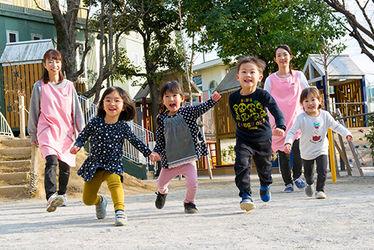 城北病院杉の子保育園(石川県金沢市)