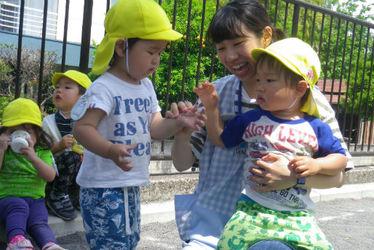名瀬いちい保育園(神奈川県横浜市戸塚区)