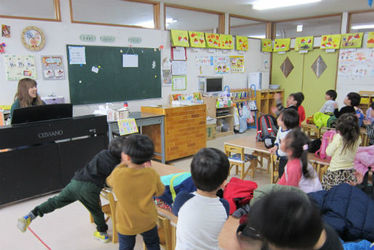 認定こども園ひとみ幼稚園(北海道旭川市)