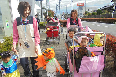 ニチイキッズとやま光陽保育園(富山県富山市)