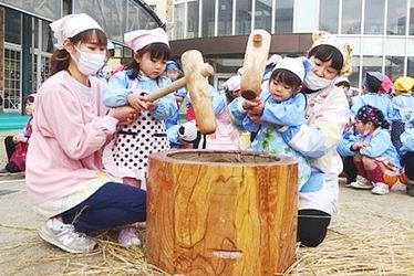 認定こども園ルンビニー学園幼稚園(茨城県つくばみらい市)